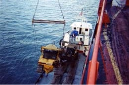 Equipment with Miller Marine Services