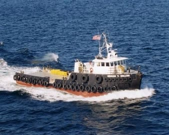 OSV, Utility Vessel, Crew Boat and Work Boat Services with Miller Marine Services