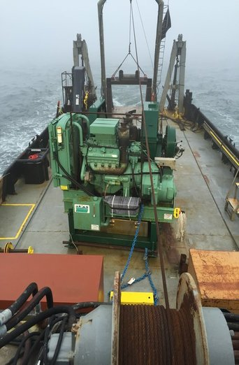 Grapple and Route Clearings with Miller Marine Services