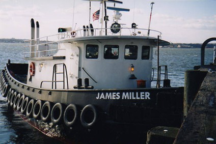 Towing and Salvage with Miller Marine Services