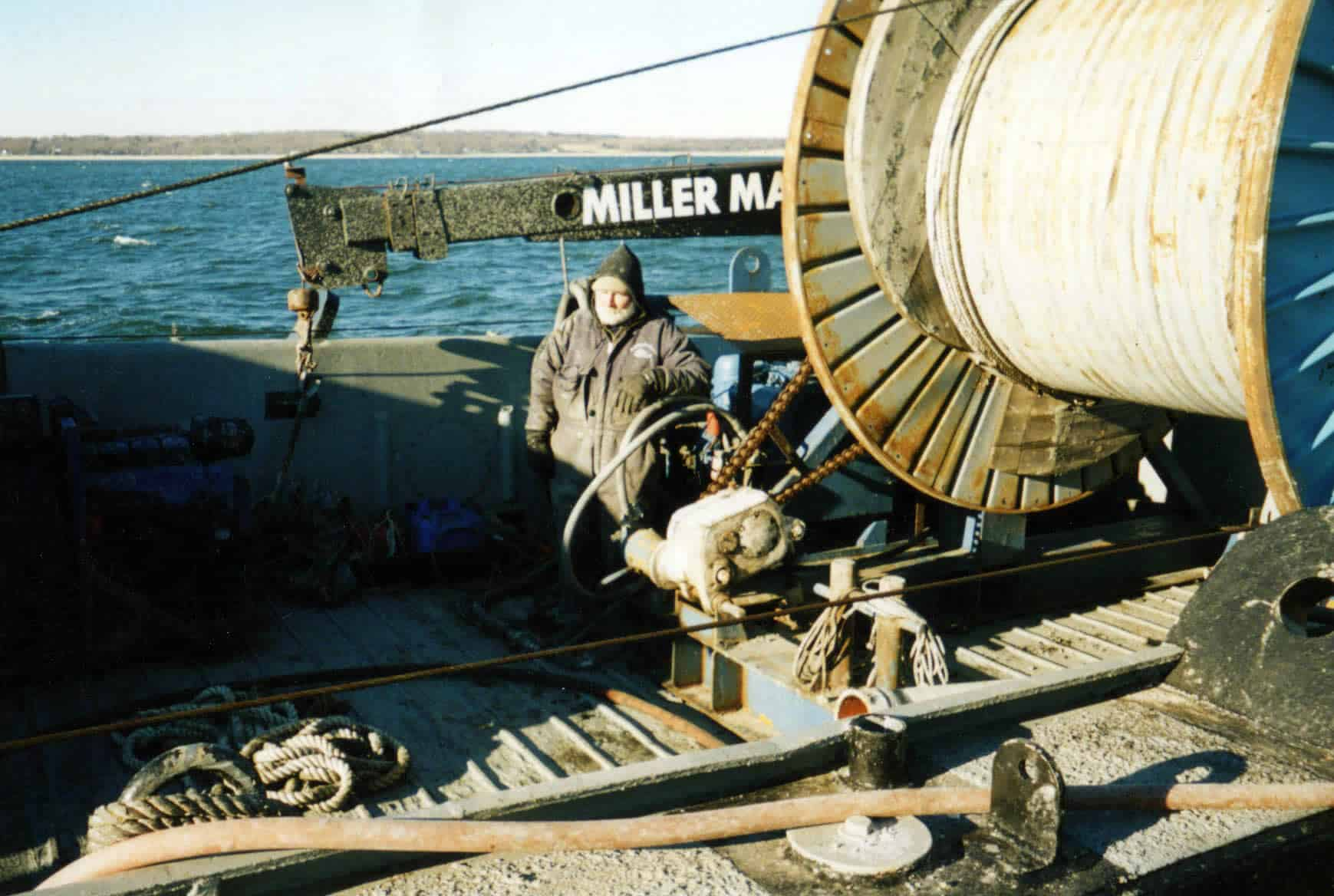 Submarine Cable and Pipe Support Vessels with Miller Marine Services